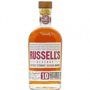 Russell's Reserve 10 Year Old Kentucky Straight Bourbon Whiskey - CaskCartel.com