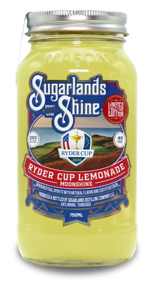 [BUY] Sugarlands Shine | Ryder Cup Lemonade | Limited Edition Moonshine (RECOMMENDED) at CaskCartel.com