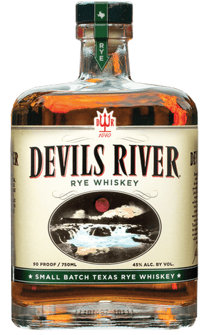 Devil's River Rye Whiskey - CaskCartel.com