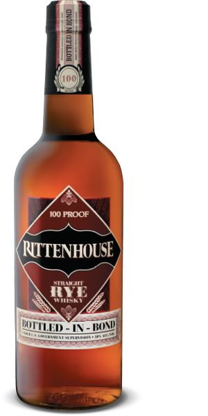 Rittenhouse Straight Rye Whiskey - CaskCartel.com