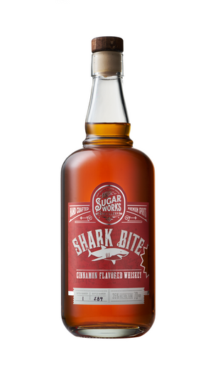 Sugar Works Shark Bite Cinnamon Flavored Whiskey at CaskCartel.com