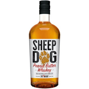 Sheep Dog Peanut Butter Flavored Whiskey - CaskCartel.com
