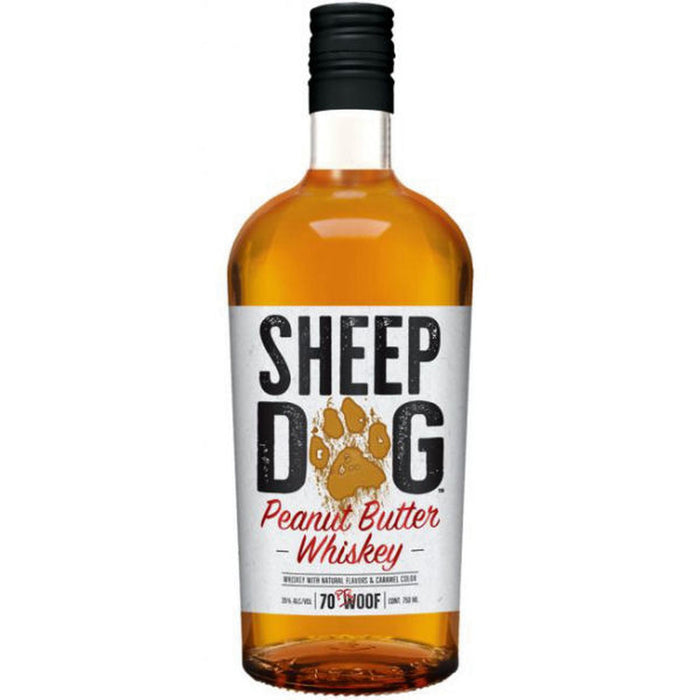 Sheep Dog Peanut Butter Flavored Whiskey