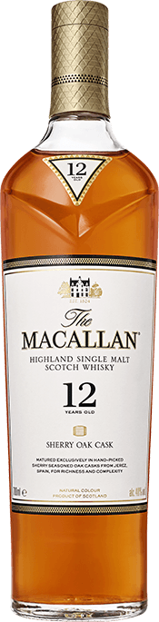 The Macallan 12 Year Old Sherry Oak  - CaskCartel.com