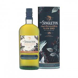 The Singleton of Glen Ord 18 Year Old (Special Release 2019) Single Malt Scotch Whisky - CaskCartel.com