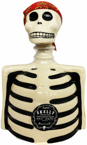 Skelly Blanco Tequila