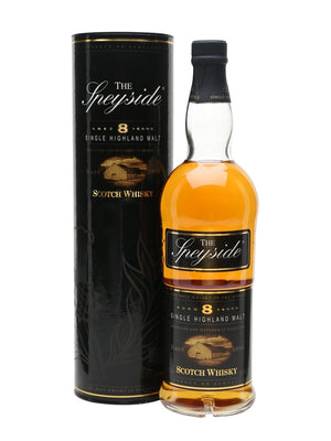 The Speyside 8 Year Old Speyside Single Malt Scotch Whisky | 700ML at CaskCartel.com