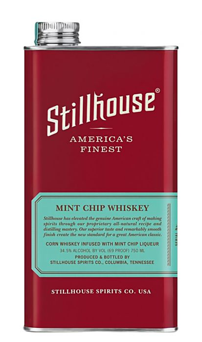 Stillhouse Mint Chocolate Chip Whiskey
