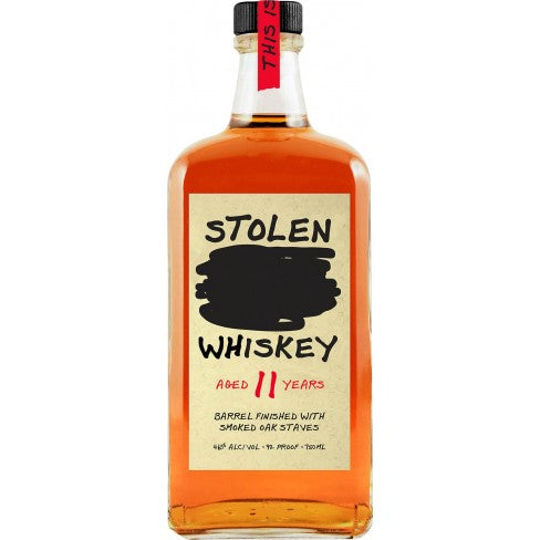 STOLEN 11 Year Whiskey