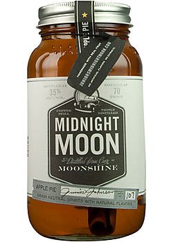 Midnight moon apple pie moonshine - CaskCartel - CaskCartel.com
