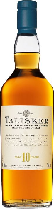 Talisker 10 Year Old Single Malt Scotch Whisky - CaskCartel.com