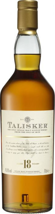 Talisker 18 Year Old Single Malt Scotch Whisky - CaskCartel.com
