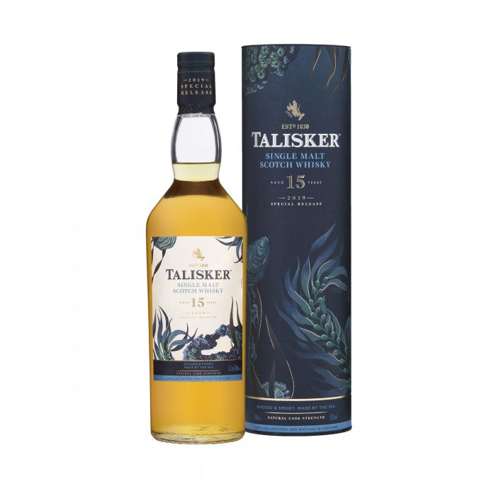 Talisker 15 Year Old (Special Release 2019) Single Malt Scotch Whisky