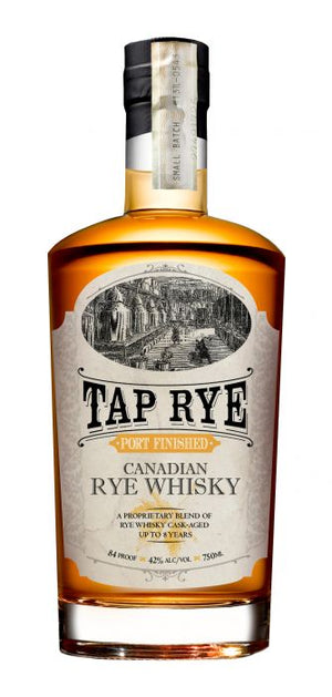 Tap Port Finished Canadian Rye Whisky - CaskCartel.com