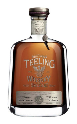 Teeling 24 Year Old Single Malt Irish Whiskey - CaskCartel.com