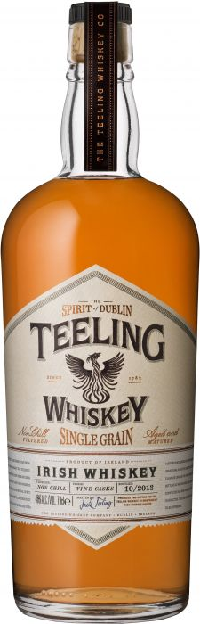 Teeling Single Grain Irish Whiskey - CaskCartel.com