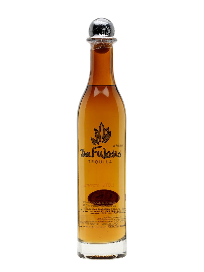 Don Fulano 3 Year Old Anejo Tequila