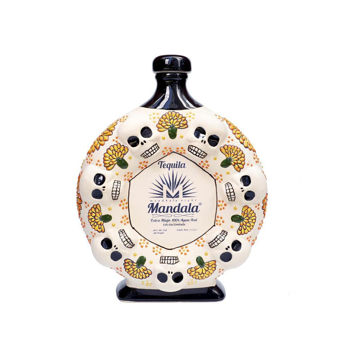 Mandala Day Of The Dead Limited Edition Extra Anejo Tequila