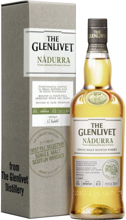 The Glenlivet Nadurra First Fill Selection Single Malt Scotch Whisky