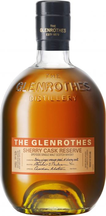 The Glenrothes Sherry Cask Reserve Single Malt Scotch Whisky