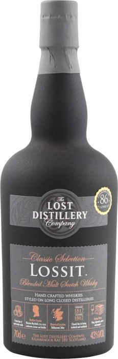 The Lost Distillery Lossit Scotch Whisky - CaskCartel