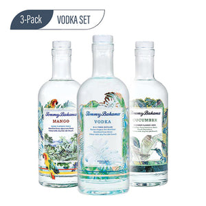 Tommy Bahama Vodka Set 3 Pack at CaskCartel.com