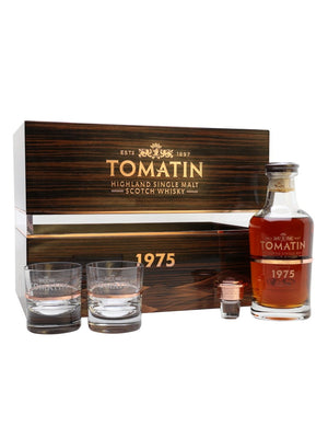 Tomatin 1975 43 Year Old Warehouse 6 Collection Highland Single Malt Scotch Whisky | 700ML at CaskCartel.com