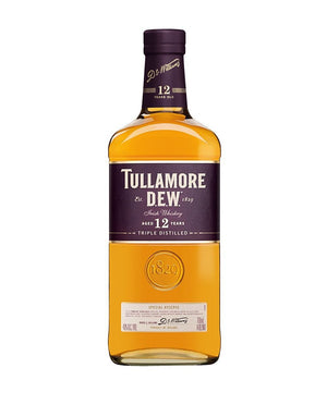 Tullamore DEW 12 Year Old Special Reserve Irish Whiskey - CaskCartel.com