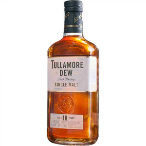 Tullamore DEW 18 Year Old Single Malt Irish Whiskey - CaskCartel.com