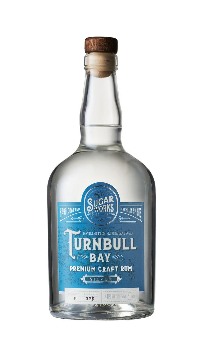 Sugar Works Turnbull Bay Silver Rum