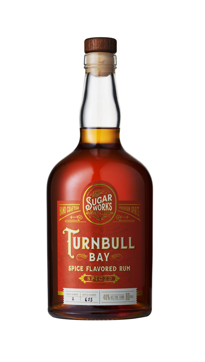 Sugar Works Turnbull Bay Spiced Flavored Rum