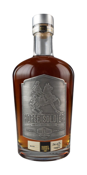 Horse Soldier Barrel Strength Bourbon - CaskCartel.com
