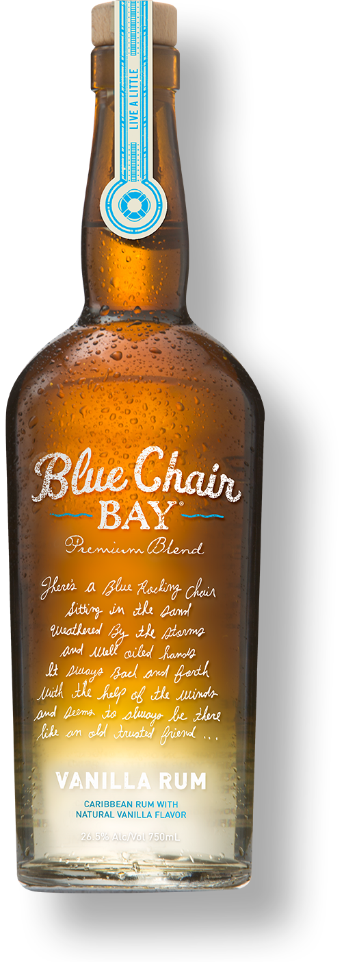Kenny Chesney | Blue Chair Bay Vanilla Rum