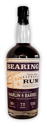 Marlin & Barrel Vanilla Bean Espresso Flavored Rum