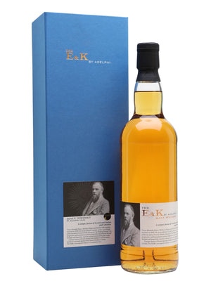 The E&K 5 Year Old Malt Whisky Indian & Scotch Fusion Blended Malt Scotch Whisky | 700ML at CaskCartel.com