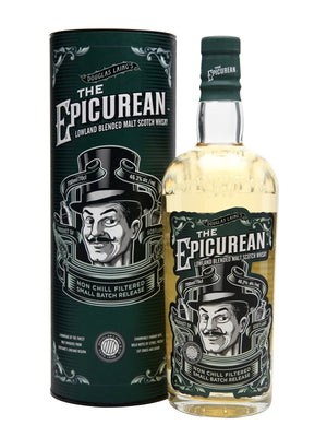 The Epicurean Douglas Laing Lowland Blended Malt Scotch Whisk | 700ML at CaskCartel.com