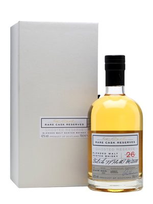 Ghosted Reserve Rare Cask 26 year Whiskey - CaskCartel.com