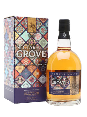 Wemyss Malts Nectar Grove Family Collection Blended Malt Scotch Whisky | 700ML at CaskCartel.com