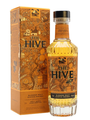 Wemyss Malts The Hive Blended Malt Scotch Whisky | 700ML at CaskCartel.com