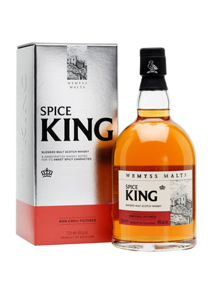 Wemyss Malts Spice King Blended Malt Scotch Whisky | 700ML at CaskCartel.com