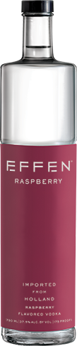 Effen Dutch Raspberry Vodka - CaskCartel.com