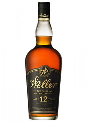 WL Weller 12 Year Old Kentucky Straight Wheated Bourbon |French Labels| Whiskey 700ML