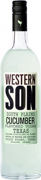 Western Son Cucumber Vodka
