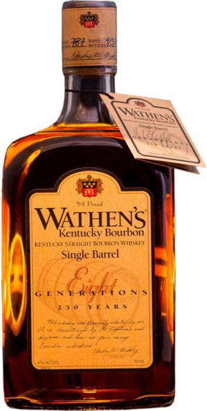 Wathen's Single Barrel Kentucky Straight Bourbon Whiskey - CaskCartel.com