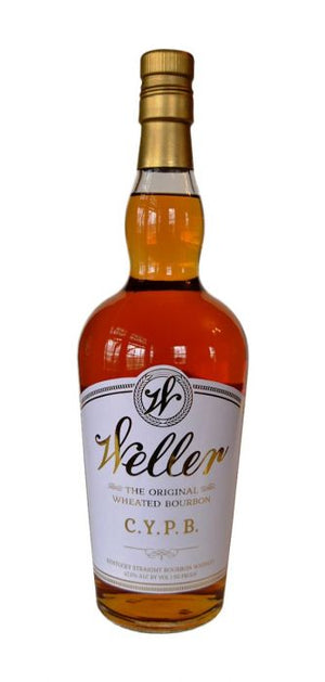 W.L. Weller C.Y.P.B. Original Wheated Straight Bourbon Whiskey - CaskCartel.com