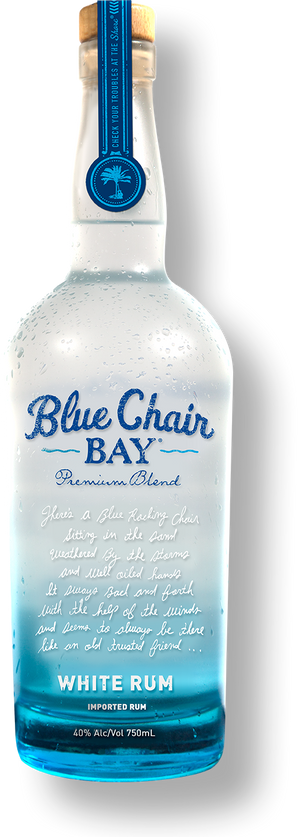 Kenny Chesney | Blue Chair Bay White Rum at CaskCartel.com