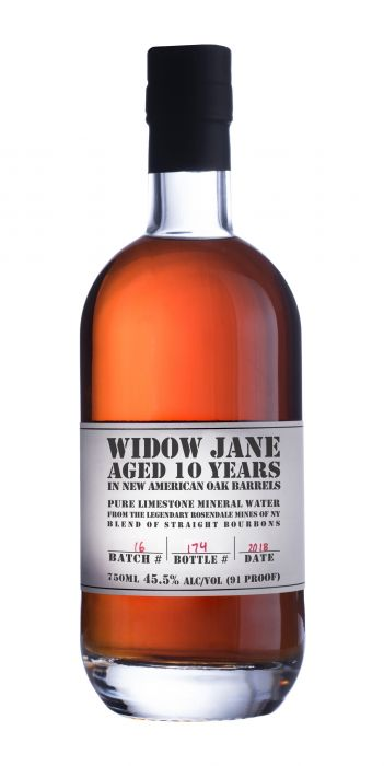Widow Jane 10 Year Old Single Barrel Kentucky Bourbon Whiskey
