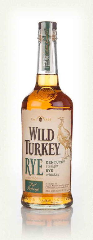 Wild Turkey Kentucky Straight Rye Whiskey - CaskCartel.com