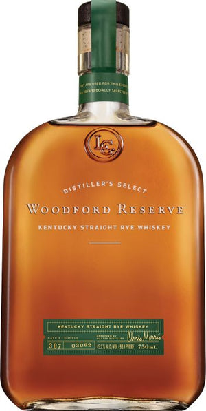 Woodford Reserve Kentucky Straight Rye Whiskey - CaskCartel.com