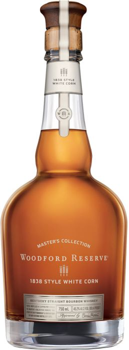 Woodford Reserve Master's Collection 1838 Style White Corn Kentucky Straight Bourbon - CaskCartel.com